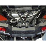 Exhaust System with HMF Optimizer