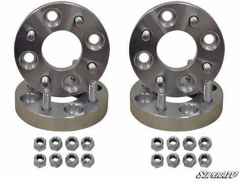 "Wheel Adapters For Polaris 3/8"" Studs To Polaris 12mm Wheels"
