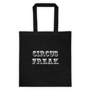 CIRCUS FREAK TOTE BAG