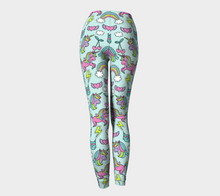 UNICORN CAT RAINBOW LEGGINGS