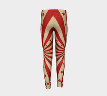 UNDER THE VINTAGE BIG TOP LEGGINGS (YOUTH)