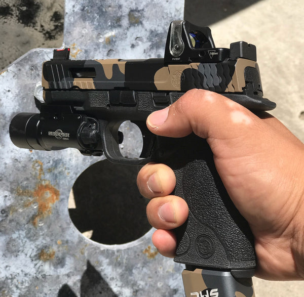 MRK IV M&P Series Enforcer Sidecut