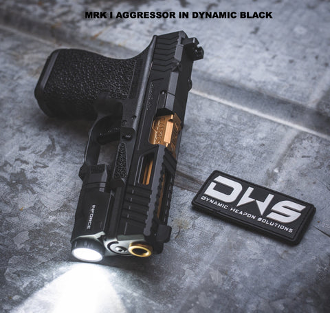 MRK I AGGRESSOR IN DYNMIC BLACK