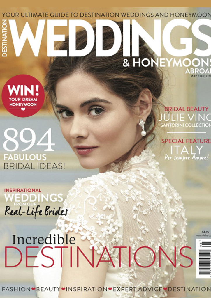 Destination weddings & honeymoons abroad May/June 2016