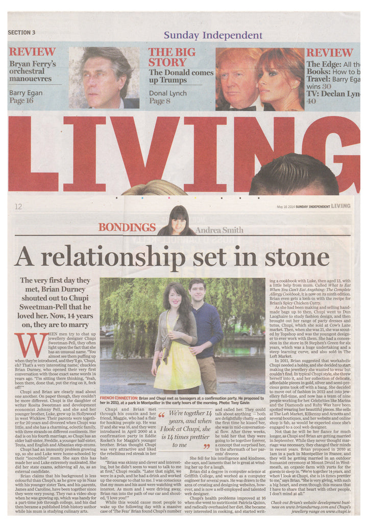 The Sunday Independent May 2014