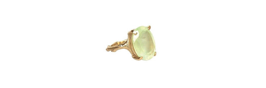 BEAUTY IN THE WILD IN PREHNITE