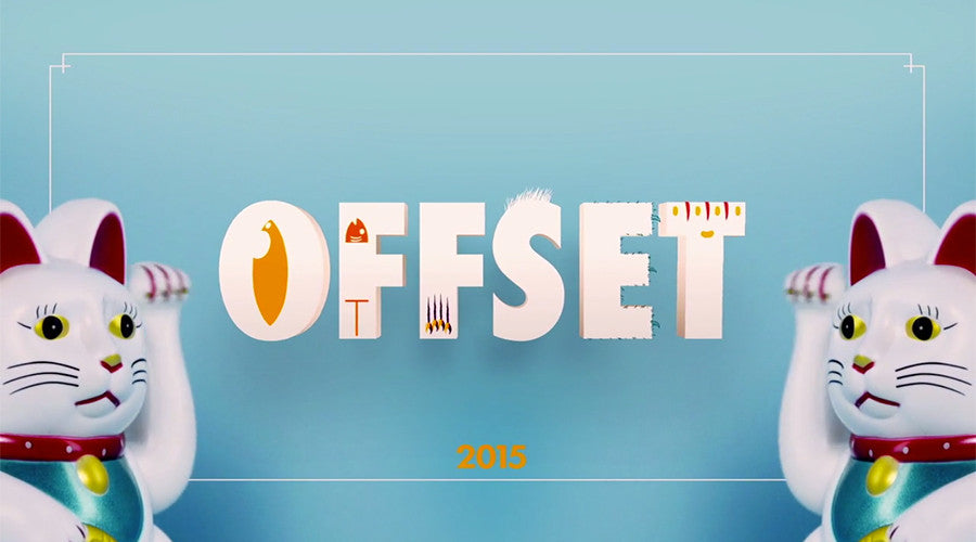 FEELING INSPIRED AFTER OFFSET 2015