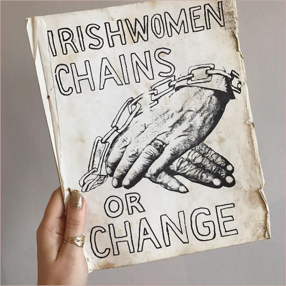 Cover of the Chains or Change manifesto