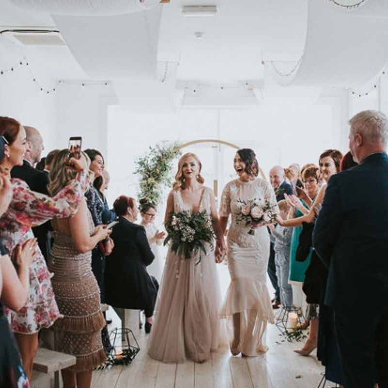 Image from a recent blog post about a wedding.