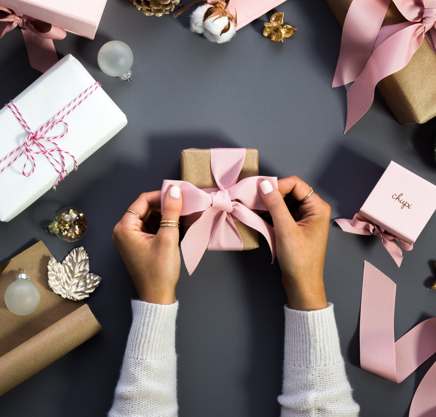 Our luxury gifting box