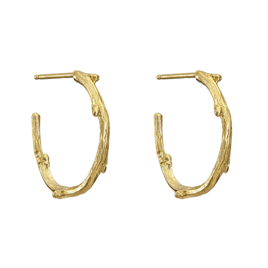 image-Chupi Love Is All You Need Midi Earrings in Gold