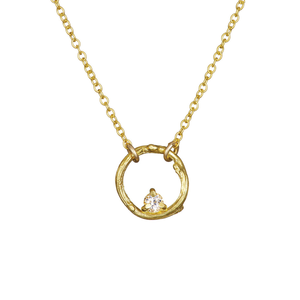 Chupi - Gold Plated Necklace - Reach for the Stars