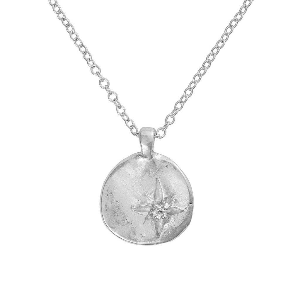 image-Chupi - Silver Necklace - Your North Star