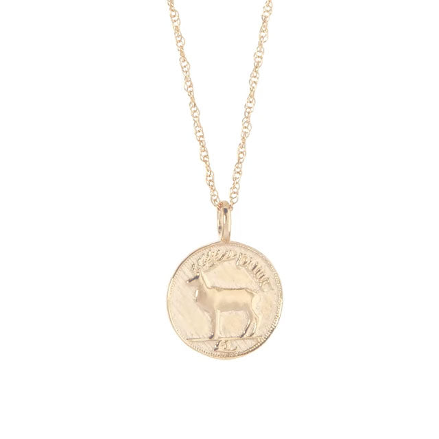 image-https://cdn.shopify.com/s/files/1/1090/1794/files/Chupi-Solid-Gold-Necklace_Worth-Your-Weight-in-Gold-1990-Stag-Coin.mp4?3552