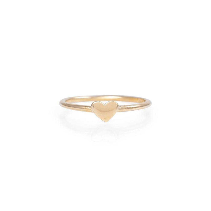 Chupi - Heart Ring - Solid Gold You Are My Heart