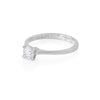 Darling in the Wild - 14k Polished White Gold Diamond Ring