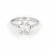 Starlight - 14k Polished White Gold Lab-Grown Diamond Ring - Video cover