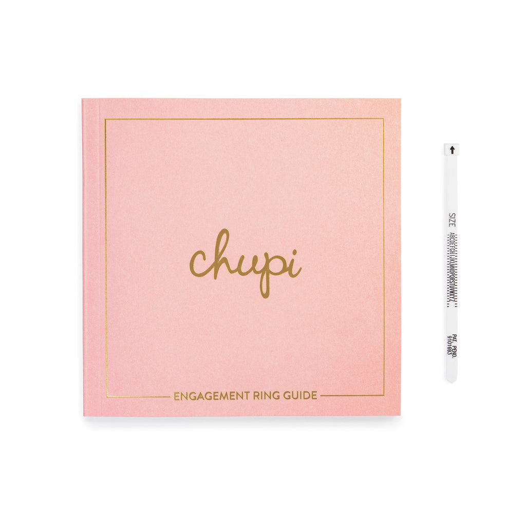 image-Chupi Ring Sizer & Engagement Ring Guide