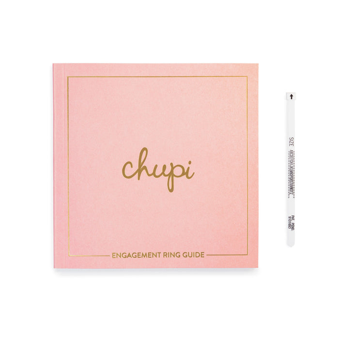 Chupi - Engagement Guide and Ring Sizer