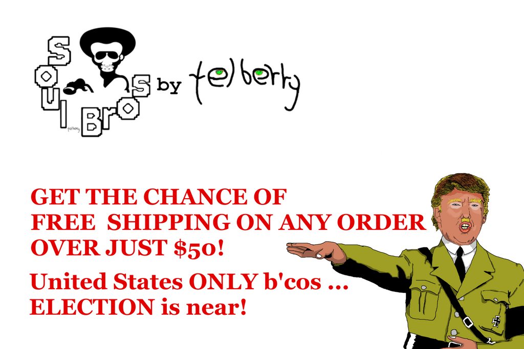 Free shipping in US only
