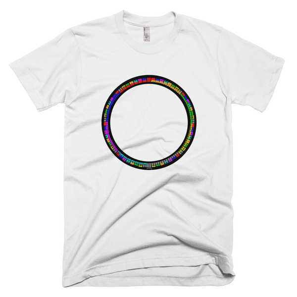 64 symbols colour round Tee - SOUL BROS by telberry