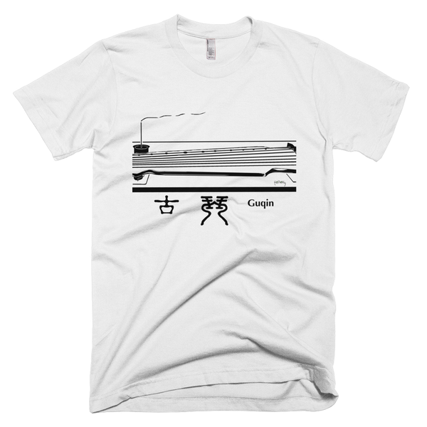 Guqin Series No. 5 Tee - SOUL BROS by telberry