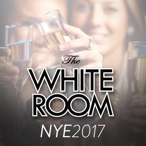 New Year's Eve 2017 The White Room at Blue 5