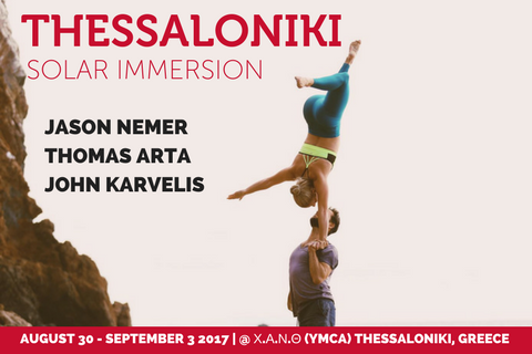 THESSALONIKI Solar Immersion