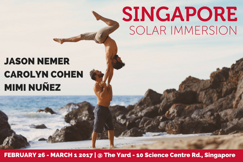 SINGAPORE Solar Immersion