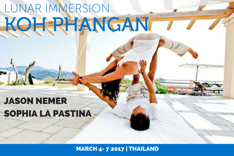 KOH PHANGAN Lunar Immersion