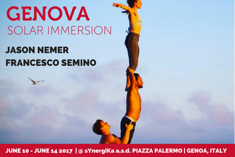 GENOVA Solar Immersion