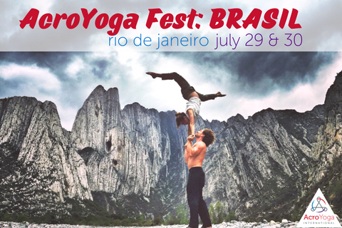 AcroYoga Fest: Jamaica | Free Lunar Download with earlybird ticket sold thru February 28