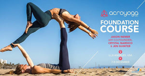AcroYoga International Foundation Course in Los Angeles
