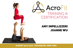 AcroFit Training and Certification: Rochester, New York | August 25-27, 2017