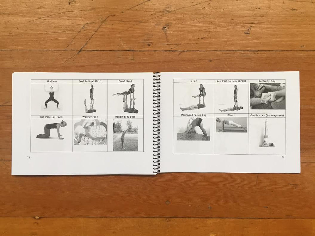 AcroYoga Fun Book