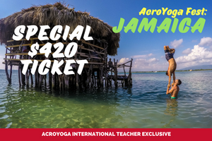 AcroYoga Fest: Teacher Exclusive