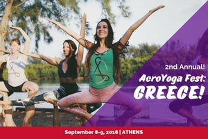 AcroYoga Fest: Greece 2018