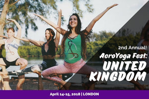AcroYoga Fest: London 2018