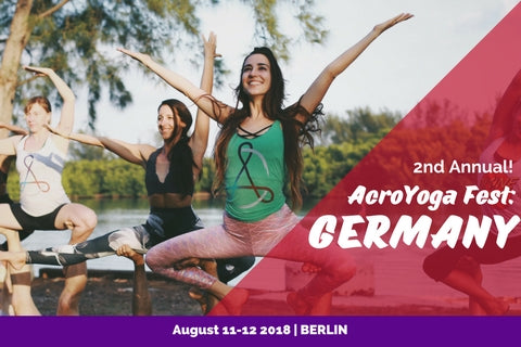 AcroYoga Fest: Germany 2018