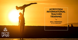 Bali Teacher Training 2020