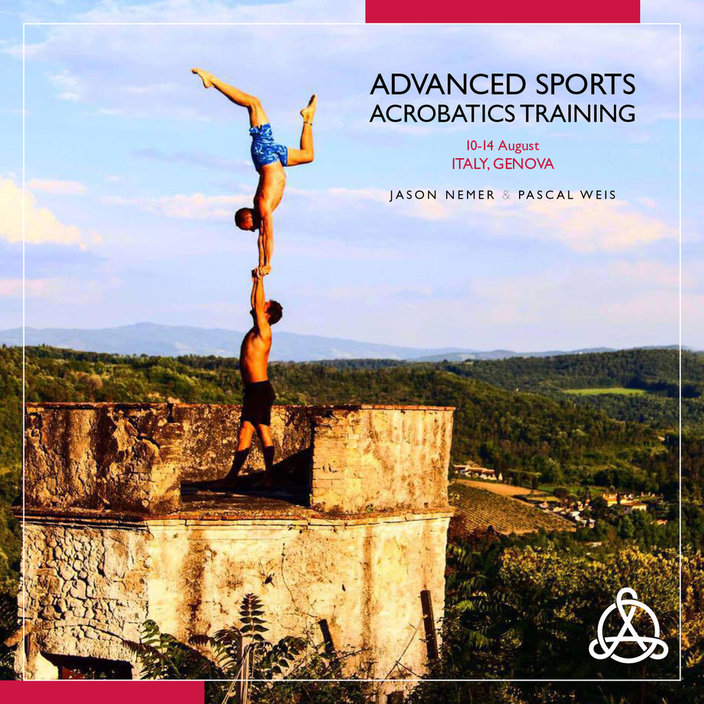 Italy Sports Acrobatics Training