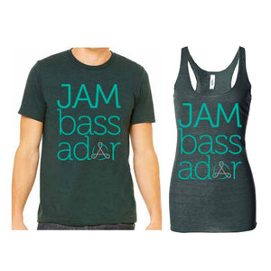 JAMbassador Tee Shirt | Our Gift to YOU