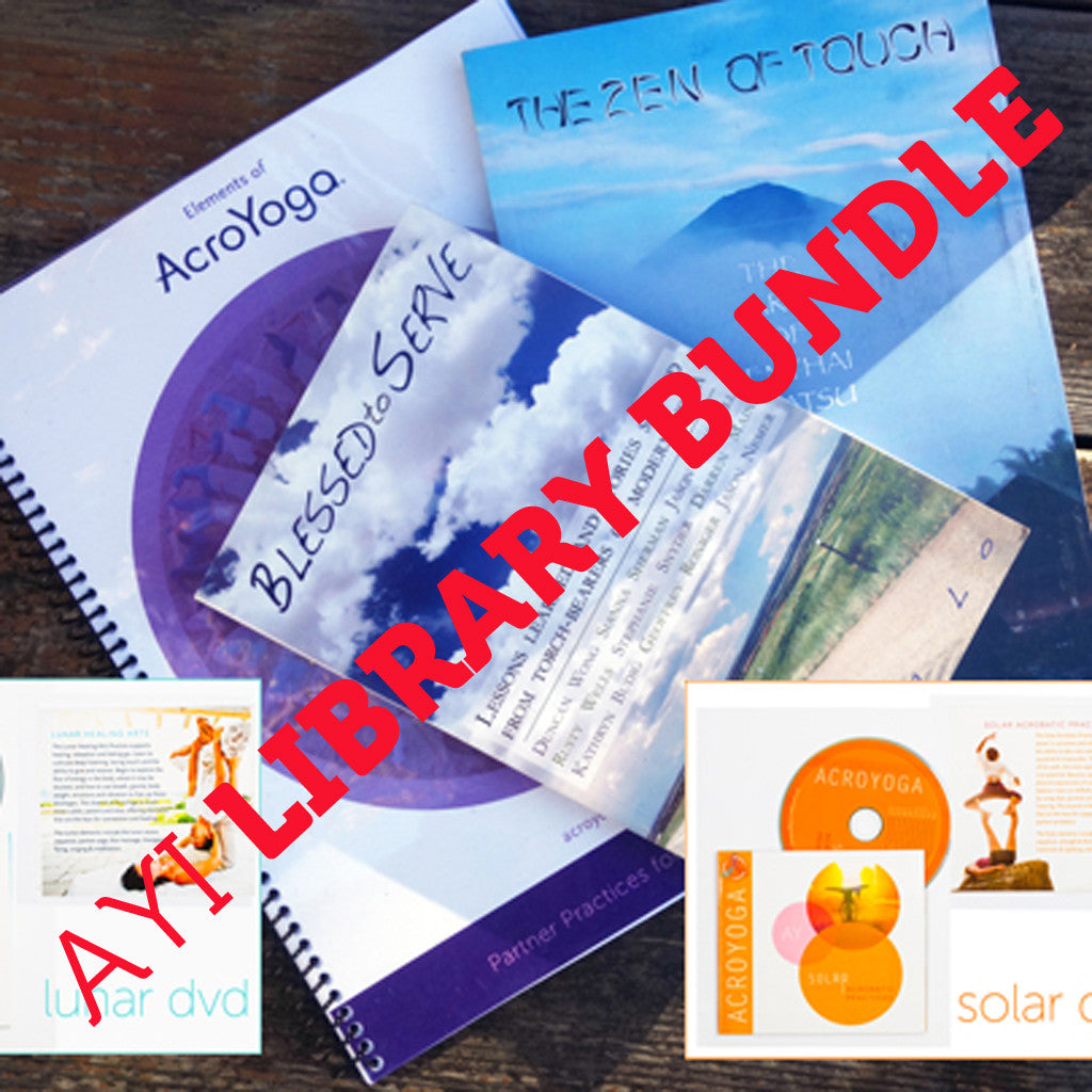 AYI Library Bundle Deluxe