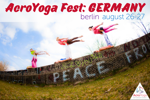 AcroYoga Fest: Germany