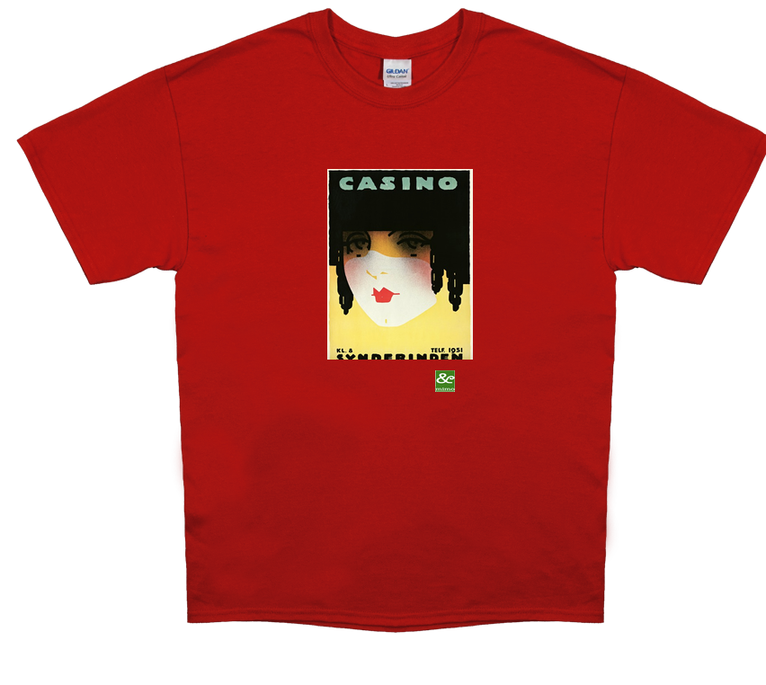 A Red Lips T Shirt