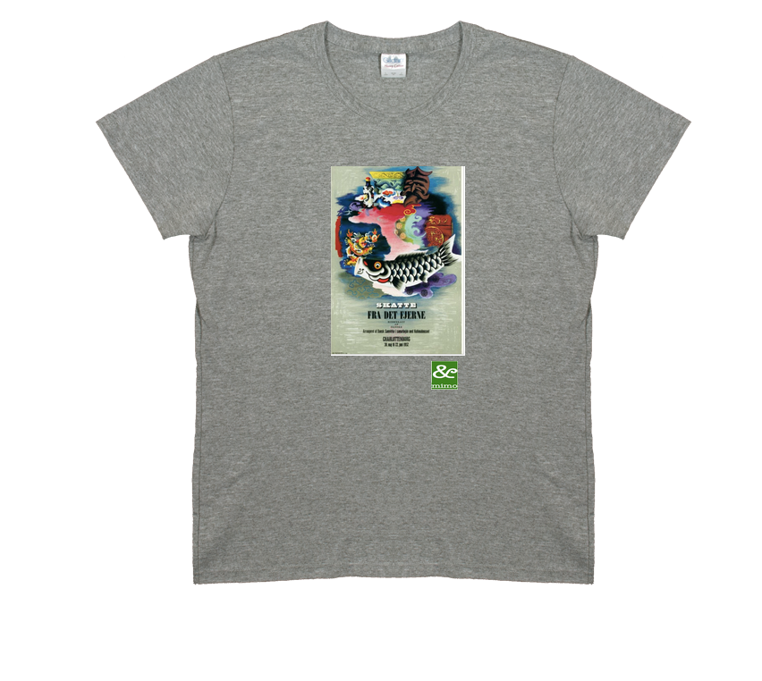 Skatte Treasure T Shirt