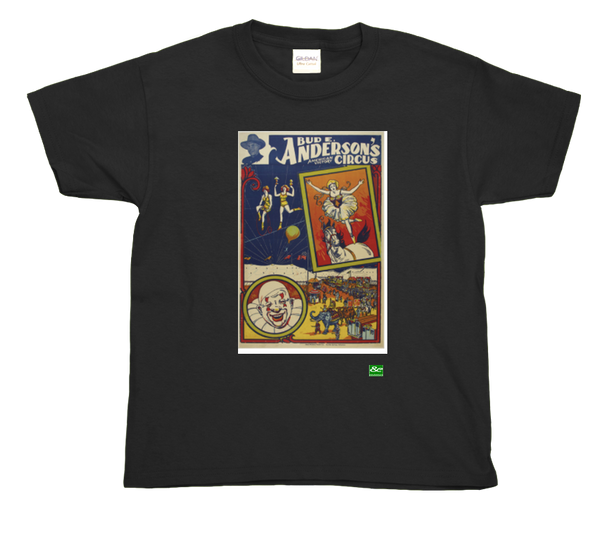 Bud E Anderson's Youth T Shirt