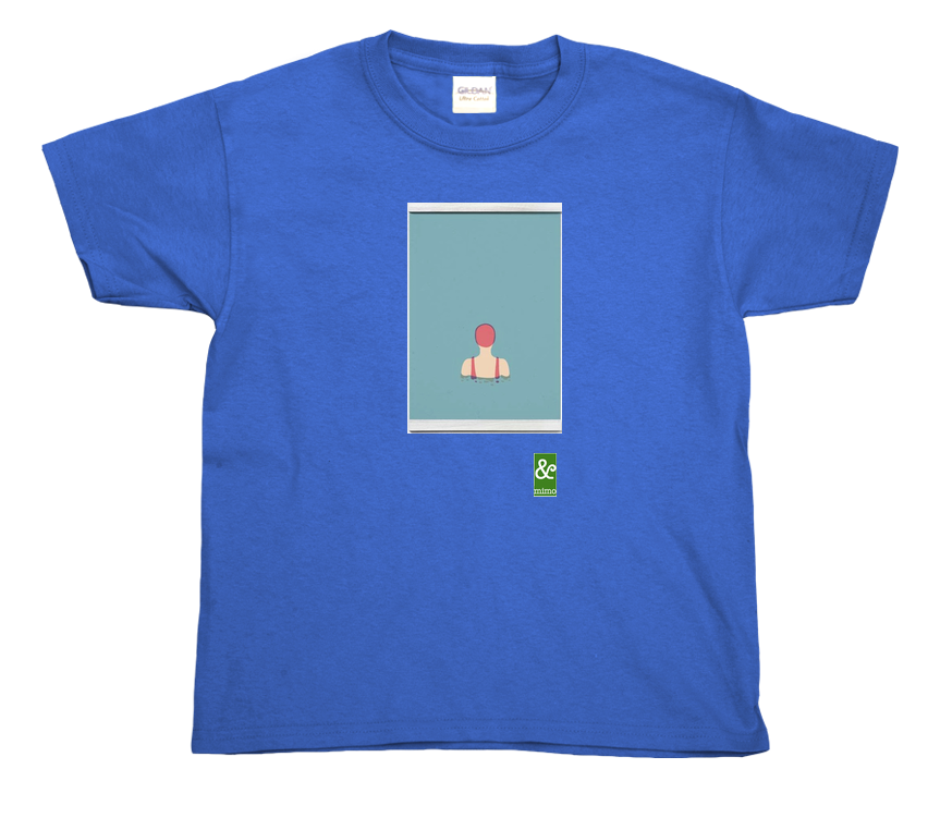 Swimmer Youth T Shirt