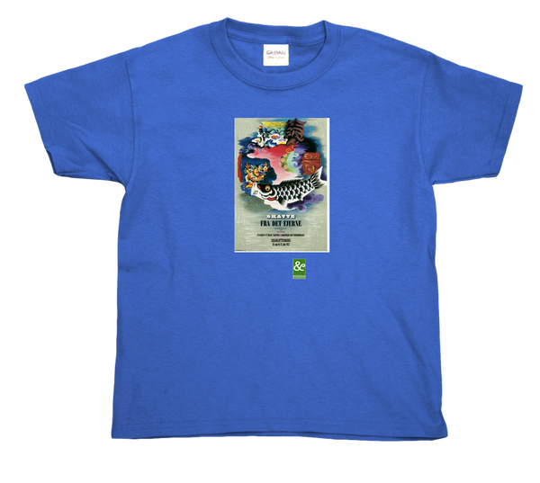 Skatte Treasure Youth T Shirt