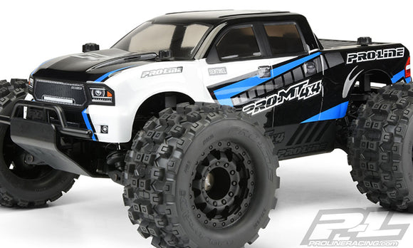 PRO-MT 4x4 1/10 4WD Monster Truck Pre-Built Roller
